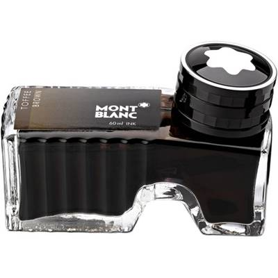 Flacon d'encre Toffee Brown Montblanc