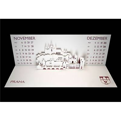 Calendrier Pop Up 2021 Europa