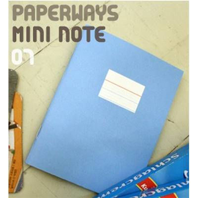 Mini Notes 7 Paperways